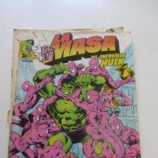 Cómics: LA MASA VOL I Nº 17 HULK FORUM CX11. Lote 155440154