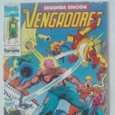 Cómics: LOS VENGADORES 10 SEGUNDA EDICIÓN #. Lote 155466954