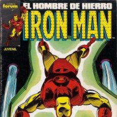 Cómics: EL HOMBRE DE HIERRO. IRON MAN. Nº 35 - AÑOS 80. Lote 155470498