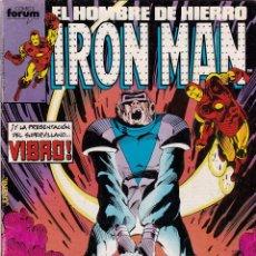 Cómics: EL HOMBRE DE HIERRO. IRON MAN. Nº 36 - AÑOS 80. Lote 155470538