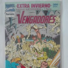 Cómics: LOS VENGADORES EXTRA INVIERNO 1992 PRIMERA EDICIÓN #. Lote 155476846