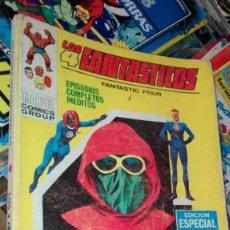 Cómics: VERTICE. COMICS GROUP, LOS 4 FANTASTICOS, LA MUERTE DE UN HEROE. Lote 155491538