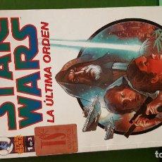 Cómics: STAR WARS . LA ULTIMA ORDEN. Lote 155520862