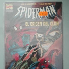 Cómics: ESPECIAL SPIDERMAN EL ORIGEN DEL CLON #. Lote 155558922