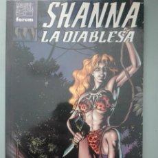 Cómics: SHANA LA DIABLESA #. Lote 155560806