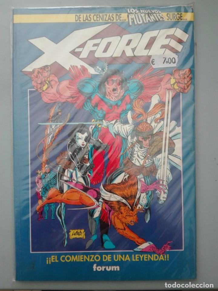 X-FORCE EL COMIENZO DE UNA LEYENDA# (Tebeos y Comics - Forum - Prestiges y Tomos)