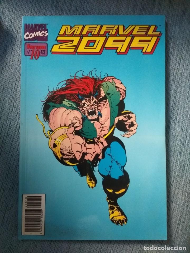 MARVEL 2099 Nº 10 (Tebeos y Comics - Forum - Prestiges y Tomos)