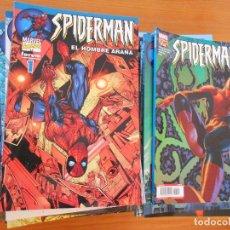 Cómics: SPIDERMAN EL HOMBRE ARAÑA VOLUMEN 6 COMPLETA - 55 NUMEROS - MARVEL - FORUM (GF). Lote 155598398