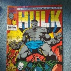 Cómics: INCREDIBLE HULK & IRON MAN Nº 1 FORUM. Lote 155600154