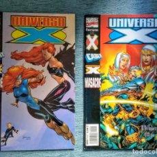 Cómics: UNIVERSO X, Nº 10, 11 FORUM. Lote 155606058