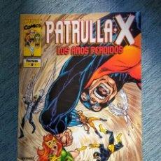 Cómics: PATRULLA-X: LOS AÑOS PERDIDOS Nº 5 FORUM. Lote 155607410