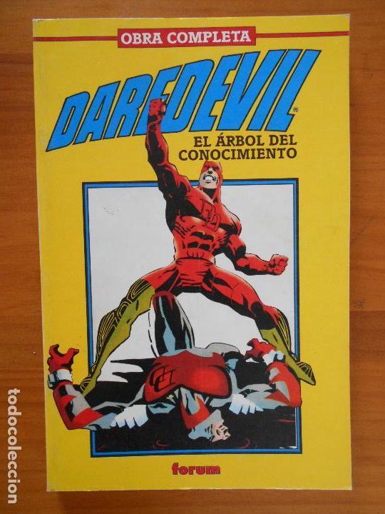 DAREDEVIL - EL ARBOL DEL CONOCIMIENTO COMPLETA - FORUM (GG) (Tebeos y Comics - Forum - Retapados)