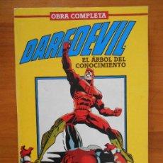 Cómics: DAREDEVIL - EL ARBOL DEL CONOCIMIENTO COMPLETA - FORUM (GG). Lote 155608290