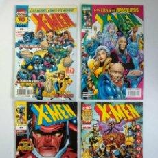 Cómics: X-MEN Nº 30, 58, 59, 60 VOL. 2 FORUM. Lote 155609434