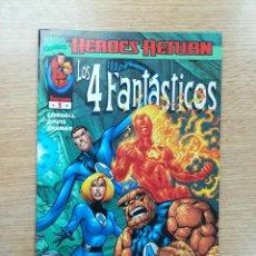 Cómics: 4 FANTASTICOS VOL 3 #1. Lote 155624793
