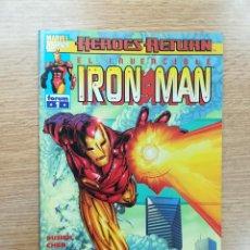 Cómics: IRON MAN VOL 5 #1. Lote 155624805