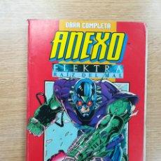 Cómics: ANEXO - ELEKTRA RAIZ DE MAL RETAPADO (2 MINISERIES - 8 NUMEROS). Lote 205113712