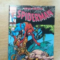 Cómics: SPIDERMAN DE JOHN ROMITA #45. Lote 155625081