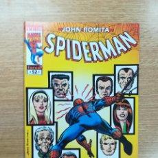 Cómics: SPIDERMAN DE JOHN ROMITA #52. Lote 155625109