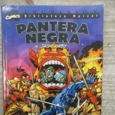 Cómics: COLECCION COMPLETA BIBLIOTECA MARVEL PANTERA NEGRA Y LA VIUDA NEGRA - 2 TOMOS - FORUM. Lote 155660054