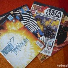 Cómics: LA PATRULLA X VOL. 2 NºS 74, 75, 76 Y 77 POPTOPIA ( CASEY ) ¡BUEN ESTADO! MARVEL FORUM . Lote 155736342