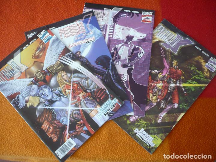 PATRULLA X VOL. 2 NºS 96, 97, 98 Y 99 ( CHUCK AUSTEN ) ¡MUY BUEN ESTADO! SAGA ESPECIES DOMINANTES (Tebeos y Comics - Forum - Patrulla X)