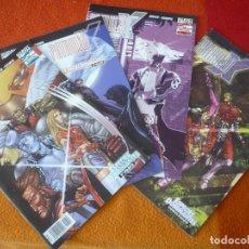 Cómics: PATRULLA X VOL. 2 NºS 96, 97, 98 Y 99 ( CHUCK AUSTEN ) ¡MUY BUEN ESTADO! SAGA ESPECIES DOMINANTES . Lote 155737026