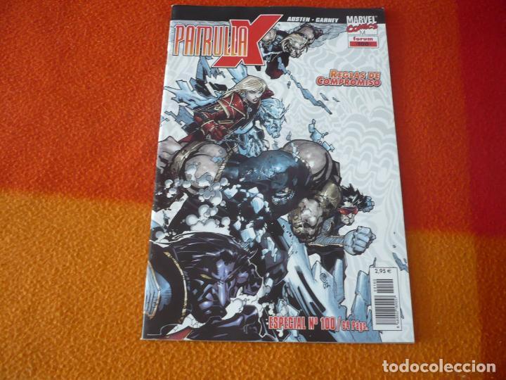 PATRULLA X VOL. 2 Nº 100 ( CHUCK AUSTEN RON GARNEY ) ¡MUY BUEN ESTADO! MARVEL FORUM (Tebeos y Comics - Forum - Patrulla X)
