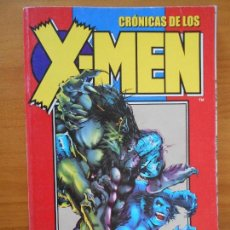 Cómics: CRONICAS DE LOS X-MEN COMPLETA - FORUM (BT). Lote 155776458