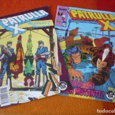 Cómics: LA PATRULLA X VOL. 1 NºS 86 Y 87 ( CLAREMONT LEONARDI SILVESTRI ) ¡BUEN ESTADO! MARVEL FORUM . Lote 155802542