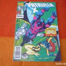 Cómics: LA PATRULLA X VOL. 1 Nº 125 ( JIM LEE PORTACIO ) ¡BUEN ESTADO! MARVEL FORUM . Lote 155803686