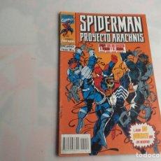 Cómics: SPIDERMAN PROYECTO ARACNHNIS Nº 6 -EDITA : FORUM. Lote 155859158
