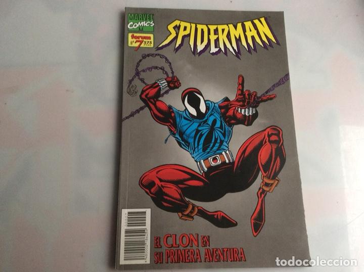 SPIDERMAN VOL. 2 Nº 7 - LOMO BLANCO (Tebeos y Comics - Forum - Spiderman)