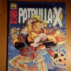 Cómics: COMIC - LA EXTRAORDINARIA PATRULLA X - Nº 2 FORUM -. Lote 155875322