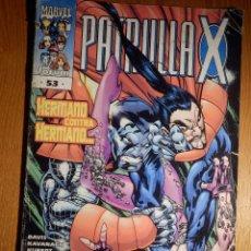 Cómics: COMIC - PATRULLA X - VOL II - Nº 53 - FORUM -. Lote 155875334