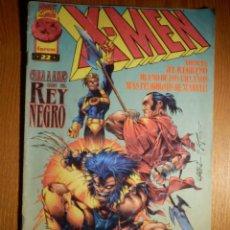 Cómics: COMIC - X-MEN - CARA A CARA CON EL REY NEGRO - VOLUMEN 2 - Nº 22 - FORUM -. Lote 155875350