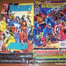 Cómics: LOS VENGADORES VOLUMEN VOL. 3 COMPLETA 86 Nº MAS EXTRAS. Lote 155890018