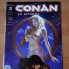 Cómics: CONAN LA LEYENDA 2. Lote 155898170
