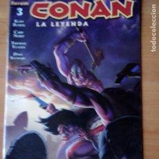 Cómics: CONAN LA LEYENDA 3. Lote 155898234