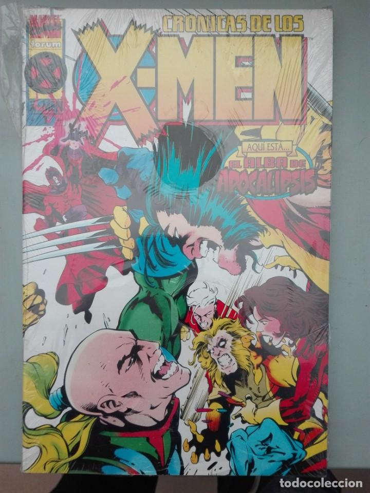 CRÓNICAS DE LOS X MEN COMPLETA # (Tebeos y Comics - Forum - X-Men)