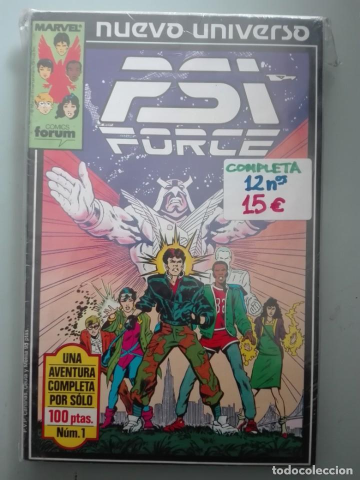 PSI FORCE COMPLETA # (Tebeos y Comics - Forum - Otros Forum)
