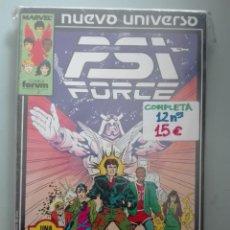 Cómics: PSI FORCE COMPLETA #. Lote 155915586