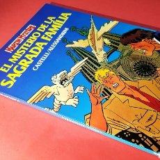 Cómics: DE KIOSCO EL MISTERIO DE LA SAGRADA FAMILIA FORUM. Lote 155916974