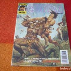 Cómics: LA ESPADA SALVAJE DE CONAN Nº 147 SERIE ORO 1ª EDICION ¡BUEN ESTADO! FORUM MARVEL. Lote 155917462