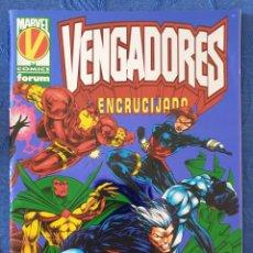 Cómics: VENGADORES VOL. 2 ESPECIAL ENCRUCIJADA ONE SHOT - FORUM. Lote 155924562