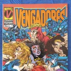 Cómics: VENGADORES VOL. 2 N° 1 MARVELUTION - FORUM. Lote 155927286