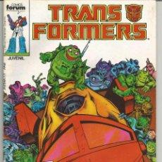 Cómics: TRANSFORMERS EDITORIAL PLANETA-DEAGOSTINI EDICIONES FORUM Nº 25. Lote 155942474