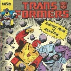 Cómics: TRANSFORMERS EDITORIAL PLANETA-DEAGOSTINI EDICIONES FORUM Nº 39. Lote 155942530