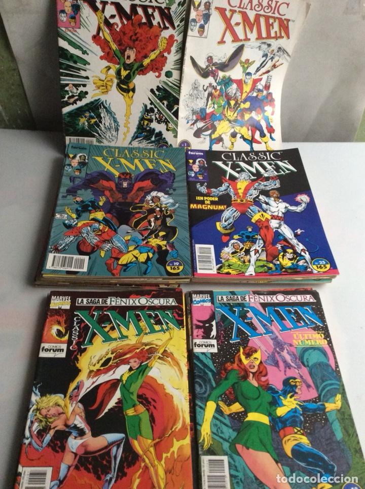 X MEN VOL 1 , COLECCION COMPLETA DE 43 EJEMPLARES - EDITA FORUM (Tebeos y Comics - Forum - X-Men)