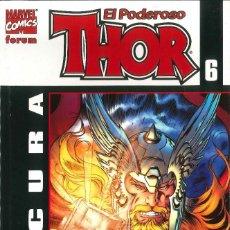 Cómics: EL PODEROSO THOR NÚMERO 6 LOCURA CÓMICS FÓRUM MARVEL. Lote 155976654